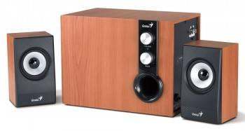 Колонки Genius SW-HF 2.1 1205 коричневый (SW-HF2.1 1205W)