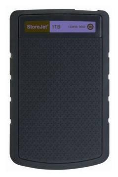 Внешний жесткий диск 1Tb Transcend TS1TSJ25H3P StoreJet 25H3P фиолетовый USB 3.0 - фото 3
