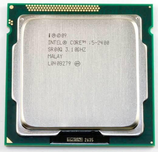 Процессор Socket-1155 Intel Core i5 2400 OEM - фото 1