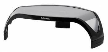 Подставка под монитор Fellowes CRC80201 черный/серый (FS-80201)