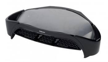 Подставка под монитор Fellowes CRC80208 черный/серый (FS-80208)