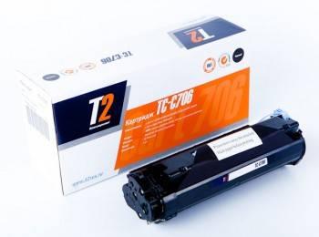 Тонер Картридж T2 706 TC-C706 черный