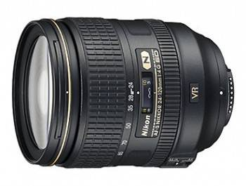 Объектив Nikon AF-S ED VR 24-120mm f / 4