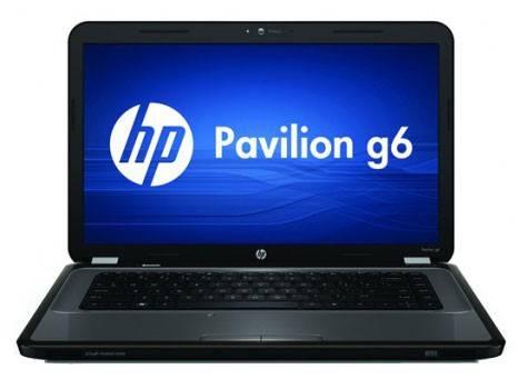 "Ноутбук 15.6"" HP g6-1157er (LZ227EA) серебристый - фото 1"
