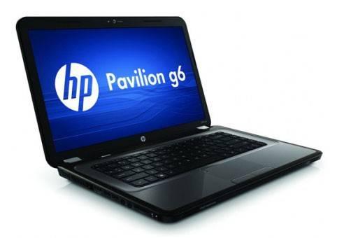 "Ноутбук 15.6"" HP g6-1157er (LZ227EA) серебристый - фото 2"