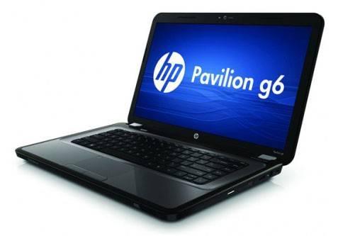 "Ноутбук 15.6"" HP g6-1157er (LZ227EA) серебристый - фото 3"