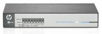 Коммутатор неуправляемый HPE V1410-8 (J9661A)