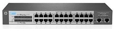 Коммутатор неуправляемый HPE V1410-24-2G (J9664A) - фото 1