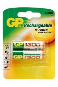 Аккумулятор AA GP 130AAHC (2шт)