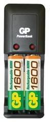 Аккумулятор + зарядное устройство AA GP PB330GSC160-CR2 (2шт. уп) - фото 1
