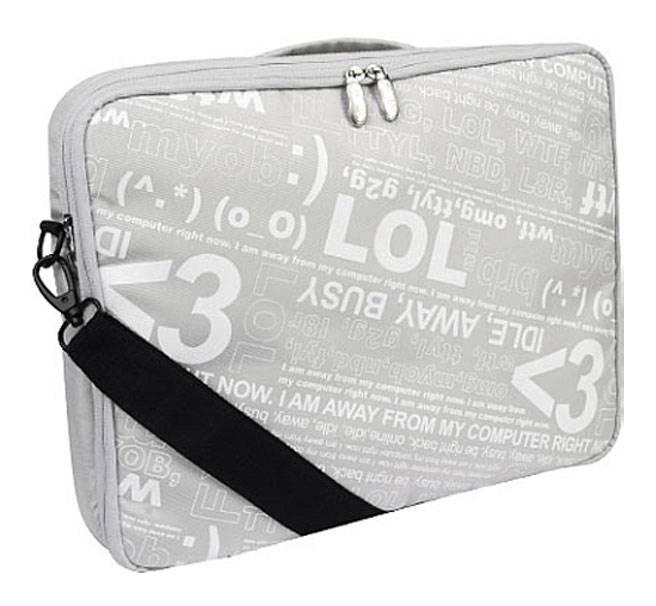 "Сумка для ноутбука 15.4"" G-Cube GNCR-715S2 серебристый - фото 1"