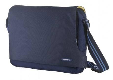 """Сумка для ноутбука 15.6"""" Samsonite V76*006*01 синий - фото 1"""