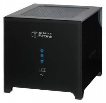 Сетевое хранилище NAS NetGear MS2000-100RUS