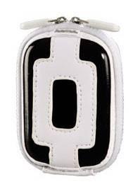 Футляр Hama Hardcase Candy 40G черный/белый (H-103818)