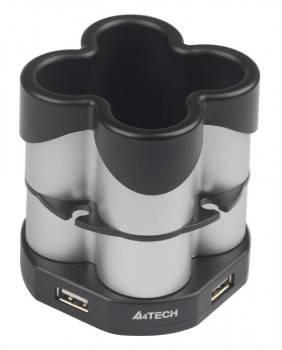 USB хаб A4Tech HUB-77