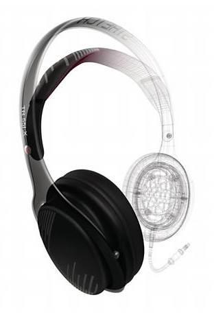 Наушники Philips ONeill SHO9560/10 черный/красный - фото 2