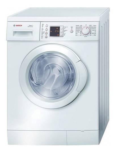 Стиральная машина Bosch Maxx 7 WAE 24468OE серебристый - фото 1