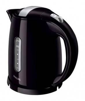 Чайник электрический Philips HD4646/20 черный