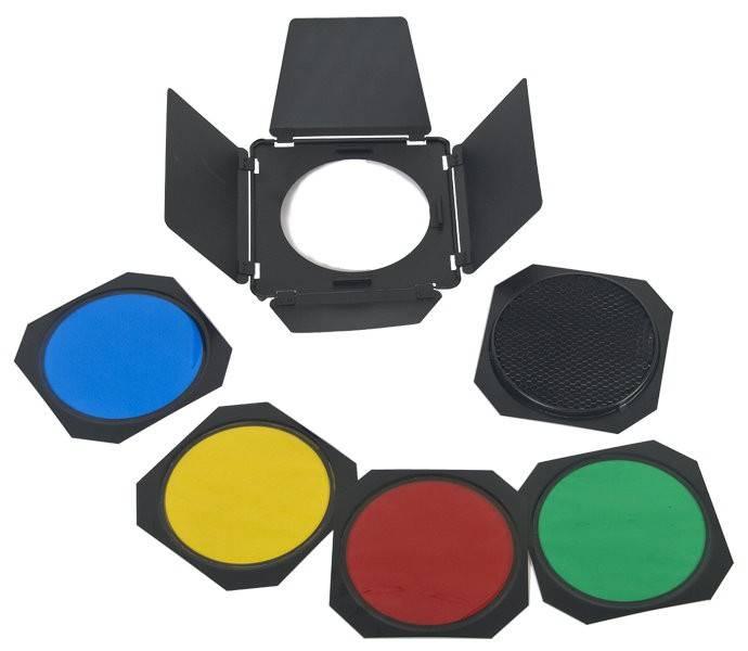 Комплект освещения Rekam Opus Digi 300 M2 - фото 6