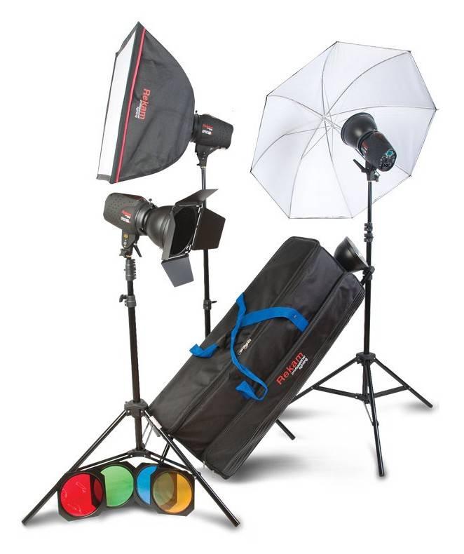 Комплект освещения Rekam Opus Digi 300 M2 - фото 1