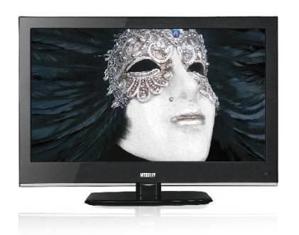 """Телевизор LED 24"""" Mystery MTV-2414LW черный - фото 1"""