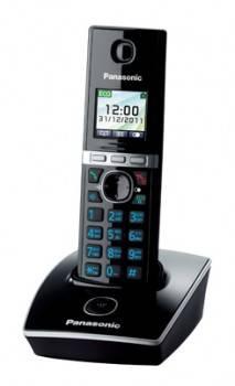 Телефон Panasonic KX-TG8051RUB черный