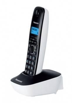 Телефон Panasonic KX-TG1611RUW белый/черный