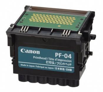 Печатающая головка Canon PF-04 черный (3630B001)