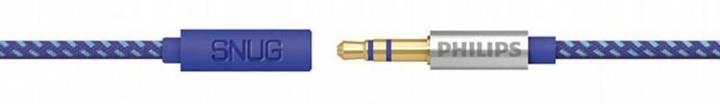 Наушники Philips ONeill SHO8802/10 синий (SHO8802/10) - фото 2