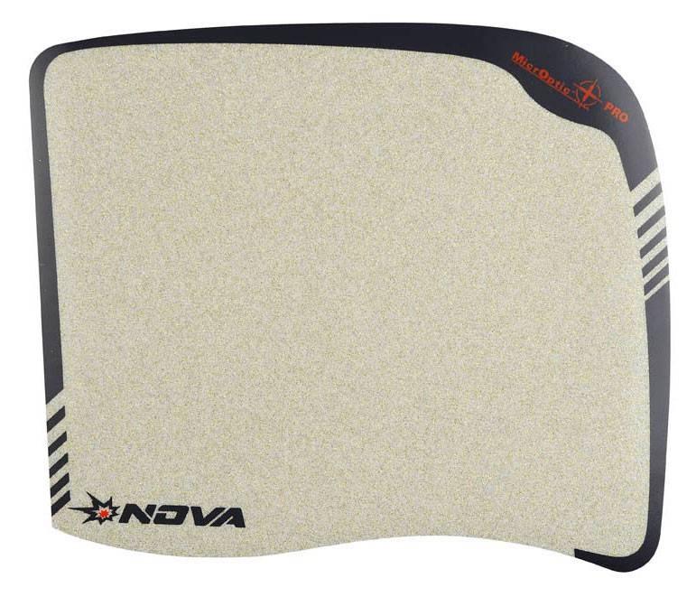 Коврик для мыши Nova Microptic+ PRO серебристый - фото 1