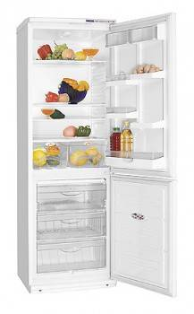 Холодильник Атлант 4012-080 серебристый