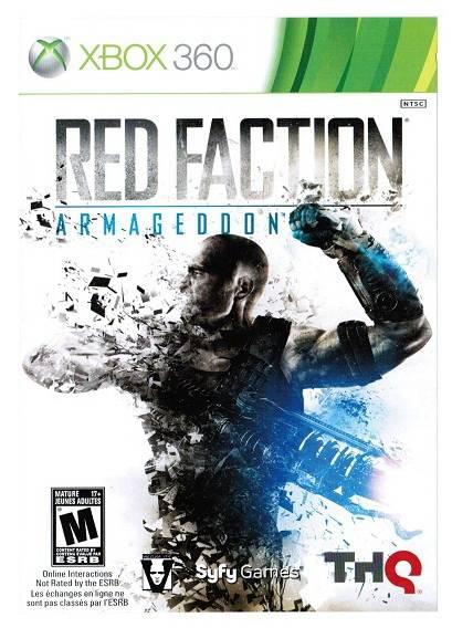 Игра Microsoft XBOX360 Red Faction: Armageddon rus (29740) - фото 1