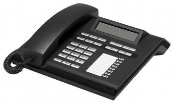 Системный телефон цифровой Unify OpenStage 30 T Lava черный