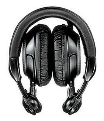 Наушники Panasonic RP-DJ1200E-K черный - фото 2
