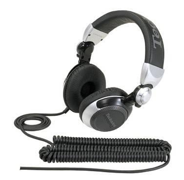 Наушники Panasonic RP-DJ1200E-K черный - фото 3