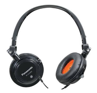 Наушники Panasonic RP-DJS400 AEK черный (RP-DJS400AEK) - фото 4