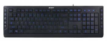 Клавиатура A4 KD-600L черный