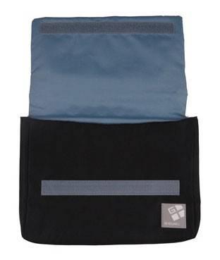 "Чехол для ноутбука 16.4"" G-Cube GPN-316BK черный - фото 3"
