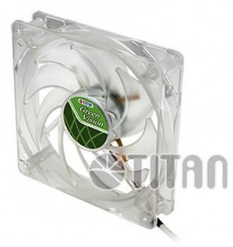 Вентилятор Titan TFD-12025GT12Z, размер 120x120x25мм