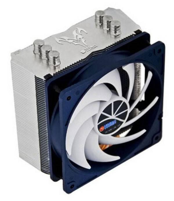 Устройство охлаждения(кулер) Titan Hati TTC-NC15TZ/KU(RB) - фото 1