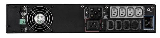 ИБП Eaton 5PX 5PX2200IRTN черный - фото 3