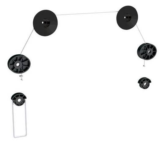 Кронштейн для телевизора Arm Media LED-3 черный - фото 1