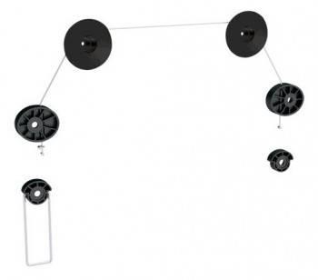 Кронштейн для телевизора Arm Media LED-3 черный