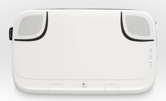 "Подставка для ноутбука 14"" Logitech N550 белый (939-000321) - фото 1"