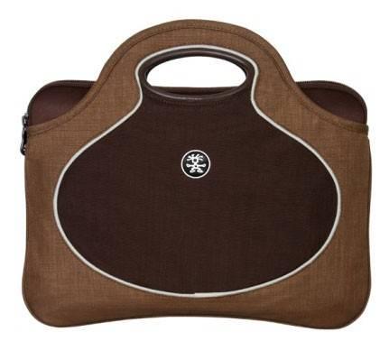 """Сумка для ноутбука 13"""" Crumpler The Gumb Bush M коричневый/темно-коричневый - фото 1"""