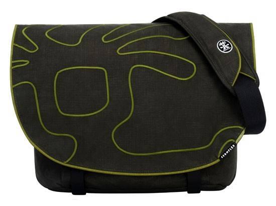 """Сумка для ноутбука 15"""" Crumpler Meat Smuggler L темно-зеленый - фото 1"""