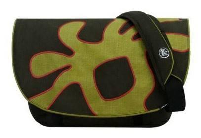 """Сумка для ноутбука 17"""" Crumpler Meat Smuggler XL темно-зеленый - фото 1"""