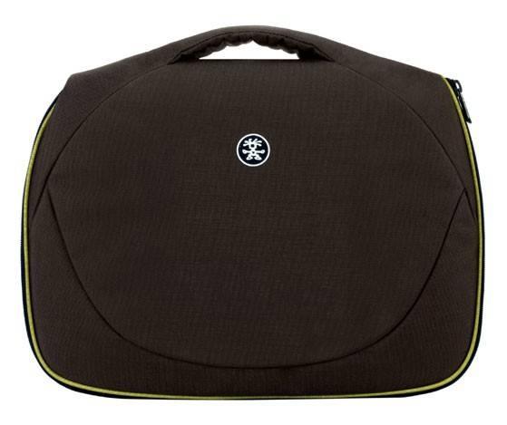 """Сумка для ноутбука 15"""" Crumpler The Mullet темно-коричневый/желтый - фото 1"""