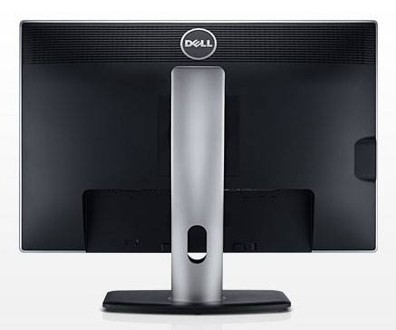 "Монитор 24"" Dell UltraSharp U2412M черный - фото 4"