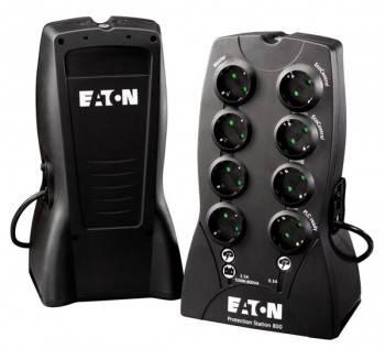 ИБП Eaton Protection Station 800 500Вт черный